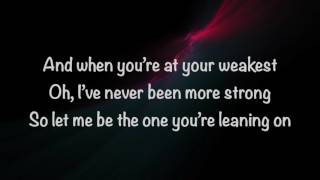 Citizen Way - I Will - (with lyrics) (2016)