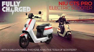 NIU - Is this the Tesla of Electric Scooters? | 100% Independent, 100% Electric