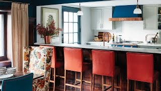 INTERIOR DESIGN –How To Create A Kitchen With Color