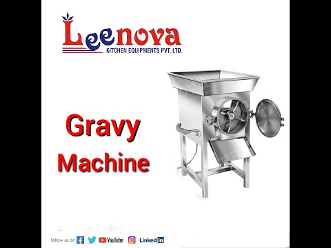 Leenova Gravy Machine