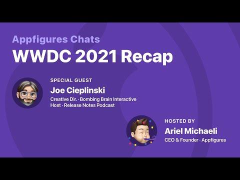 AF Chats - WWDC 2021 Recap with Joe Cieplinski thumbnail