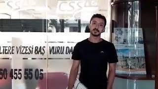 Kısa Sürede Ankara Anlaşması Vizesi Başarıyla Alındı! - CSS LEGAL