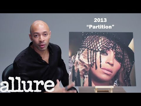 Beyoncé's Makeup Artist Explains Her Iconic Music Video Looks | PART 1: 2013-Now | Allure