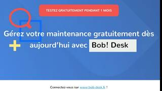 Vidéo de Bob! Desk