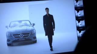 Бенедикт Камбербэтч, Mercedes-Benz with GQ and Benedict Cumberbatch