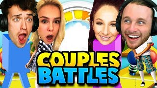 COUPLES BATTLES: THE GAME OF LIFE!!
