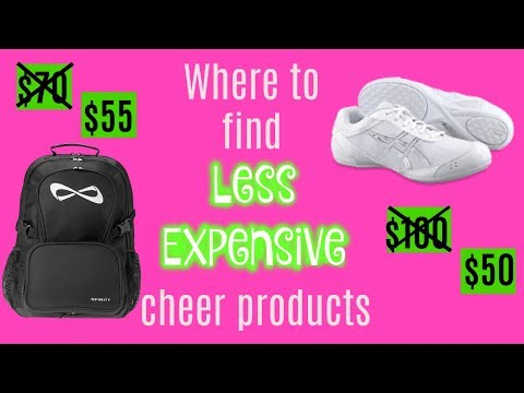 Discounted Cheer Products