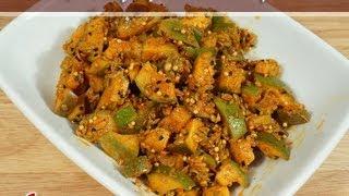 Mango Pickle (Aam Ka Achar) Recipe by Manjula