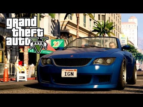 GTA 5: How To Customize Your License Plate