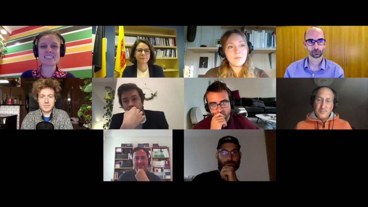 [Vidéo] Revivez le Webinaire #3 : L'excellence francophone dans le domaine de l'IA et les ICC