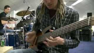 Heavy Funk Rock Rhythm Section