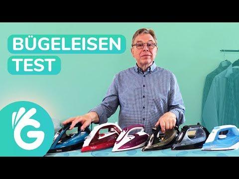 Bügeleisen Test – Dampfbügeleisen von Tefal, Philips, AEG und mehr im Vergleich