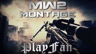 PlayFan - MW2 Sniper Montage by xDigi