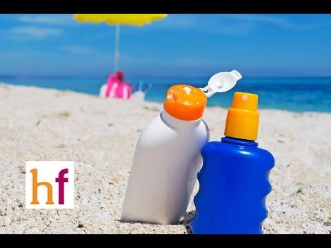 Cremas solares específicas para niños
