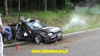 best of crashes vol 6 - 2014 - www.rallyvideo.prv.pl - dzwony kjs crash rally hd