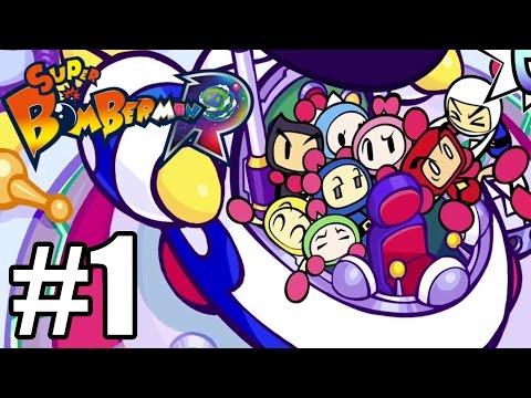 Gameplay de Super Bomberman R