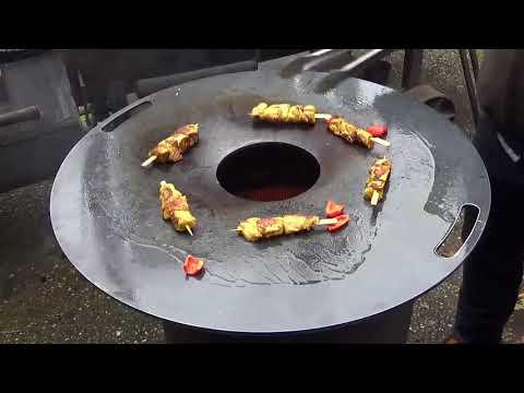 Anleitung Feuerplatte richtig einbrennen Tipps vom Fachmann