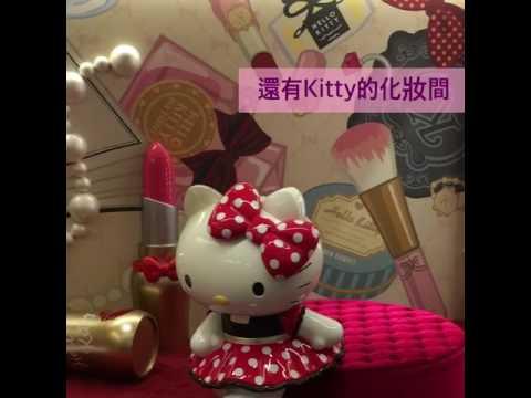 │Kitty餐廳│林口三井OUTLET餐廳 Hello Kitty Red Carpet美式餐廳