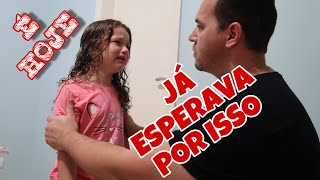 FAZENDO A MARIA CLARA CHORAR - É HOJE