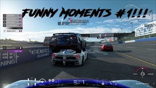 [GT SPORT] Funny Moments #1