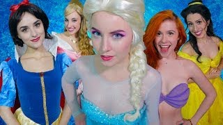 МУЛЬТИКИ, Frozen - A Musical feat. Disney Princesses