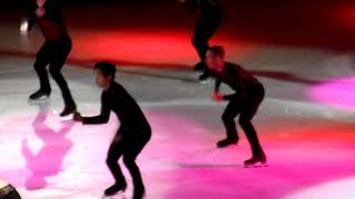 Adam Rippon-Raise Your Glass (group)