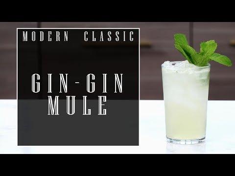 Modern Classic: Gin-Gin Mule