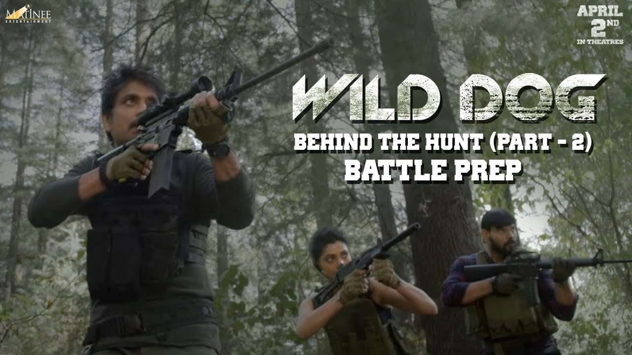 Wild Dog | Behind The Hunt | Battle Prep -Part 2