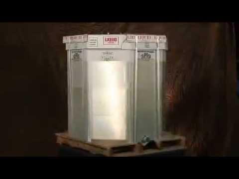 EZ-DRAIN Disposable Liquid Tote Assembly