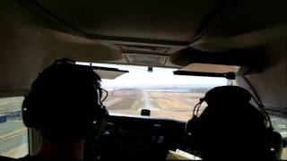 Cab Flying Into Napa Airport