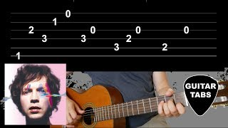 How To Play Beck   Lost Cause On Acoustic Guitar (Lesson)