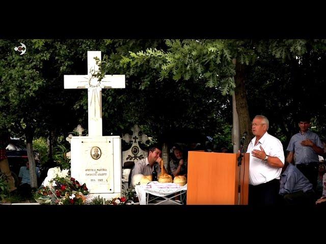 Adunare de comemorare frateleTraian Dorz – Beiuș