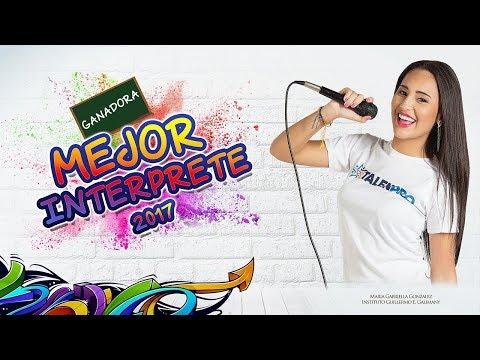 María Gabriella Gonzalez - Heroé - Final TALENPRO 2017
