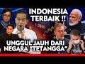 """""""BERKAT TANGAN DINGIN JOKOWI"""", INDONESIA TERBAIK """"UNGGULI KORSEL"""" TANGANI C-19!"""