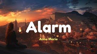 Anne-Marie - Alarm (Marshmello Remix)  [ Lyrics ]