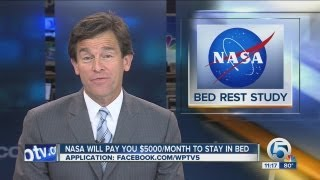 NASA will pay you $5,000/month