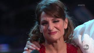"HD Mary Lou Retton and Sasha ""Waltz"" - DWTS Week 2 Night 1 | Season 27"