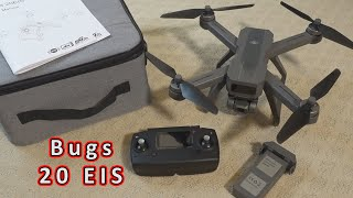 MJX Bugs 20 EIS GPS Drone Review ????