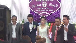 Lễ trao và nhận dâu trong đám cưới