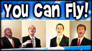 You Can Fly (A Cappella) - Barbershop quartet (Disney Peter Pan)