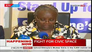 KNCHR chair, Kagwiria : Fazul Mohammed continues to hold public office despite being declared unfit