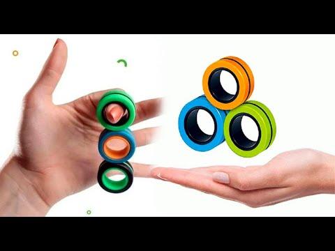 Magnetiska ringar