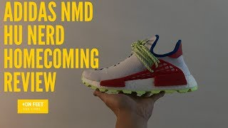 NERD Human Races Homecoming Unboxing+Flaws+Onfeet