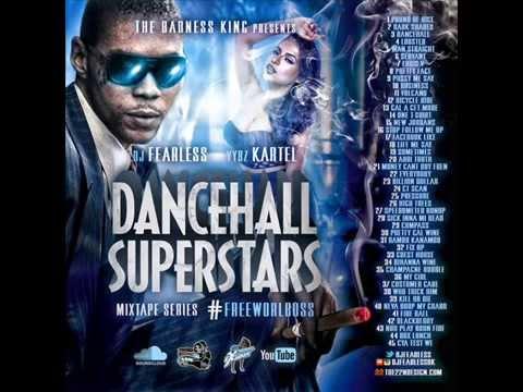 Vybz Kartel – Mix (Dancehall Superstars Mixtape Series)