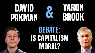"Progressive vs ""Free Marketeer"": Is Capitalism Moral?"