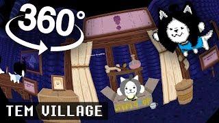 Tem Village VR 360 - DELTA EX 360 GAMEPLAY