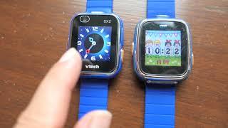 VTech Kidizoom Smartwatch DX2 Blue - Review