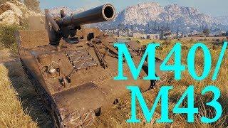 【WoT:M40/M43】ゆっくり実況でおくる戦車戦Part417 byアラモンド