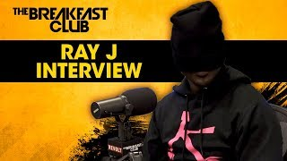 The Breakfast Club - Ray J Talks Fatherhood, Branding & Hat Magic