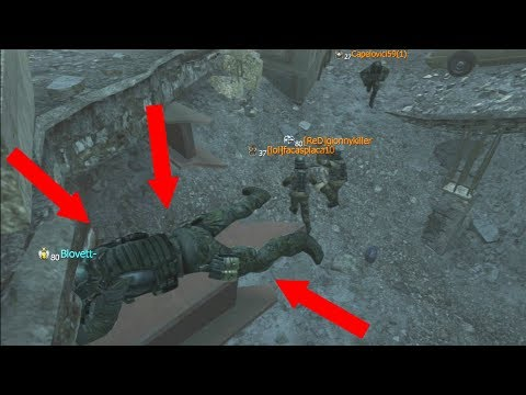 Mw3 Incredible Infected Hiding On Downturn New Hiding Spot 2018